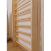 SWEDISH WALL BARS DIN -HARD BEECHWOOD, 230 x 90 cm, Code DIN-230-90