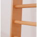 Fitness Italian Style HARD OAK WOOD Wall Bars, 240 x 90 cm,code OAK-240-90