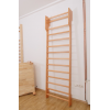Fitness Italian Style HARD Beech Wood Wall Bars, 240 x 90 cm,code F-240-90