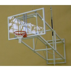 Console basketball foldable wall, A19.4.2  – bracket projection up to 3m