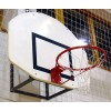 Basketball backboard glass fiber, 1800mm x 1050mm