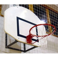 Basketball backboard glass fiber, A20.3.1 –  900mm x 1200mm